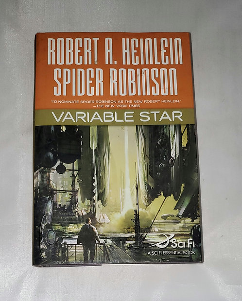 Variable Star by Robert A. Heinlein and Spider Robinson