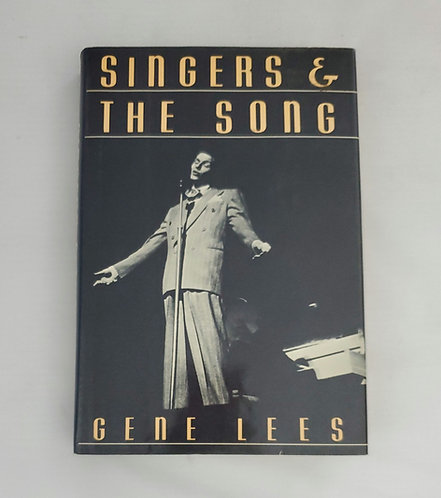 Singers & The Song by Gene Lees