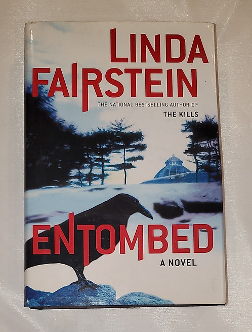 Entombed: A Novel by Linda Fairstein