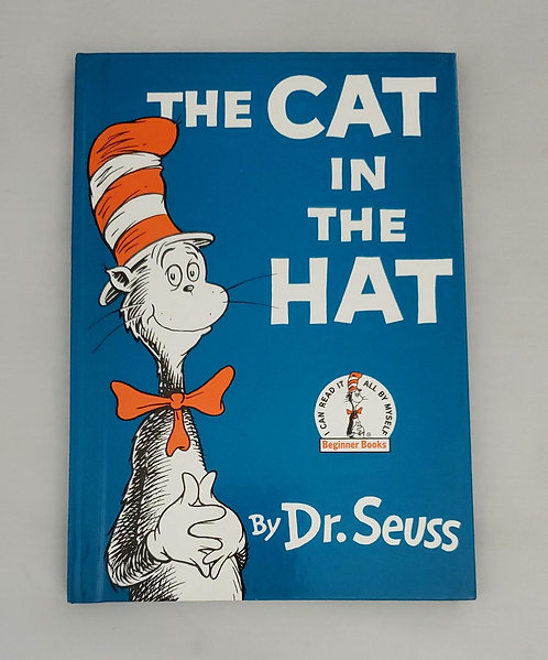 The Cat in the Hat by Dr Seuss 1957 edition