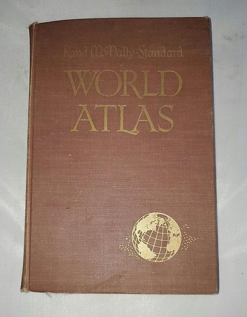 Rand McNally-Standard World Atlas
