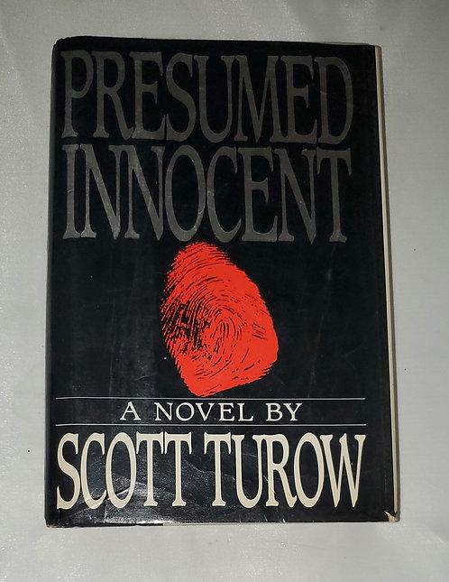 Presumed Innocent: A Novel by Scott Turow