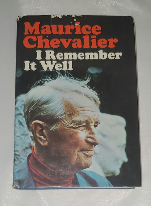I Remember It Well by Maurice Chevalier