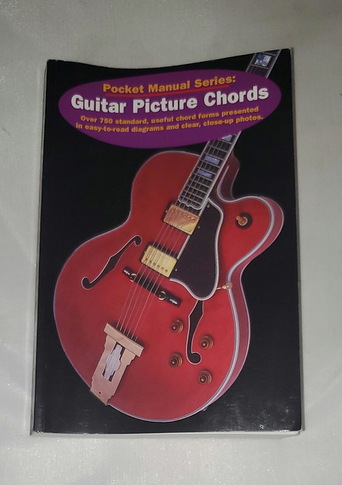Pocket Manual Series: Guitar Picture Chords by AMSCO Productions
