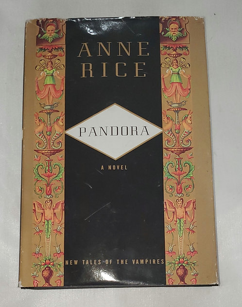 Pandora: A Novel by Anne Rice
