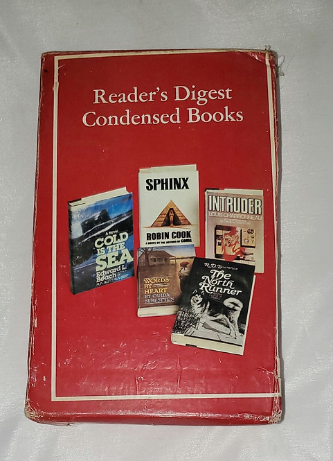 Reader's Digest Condensed Books SEALED 1979 Volume 4