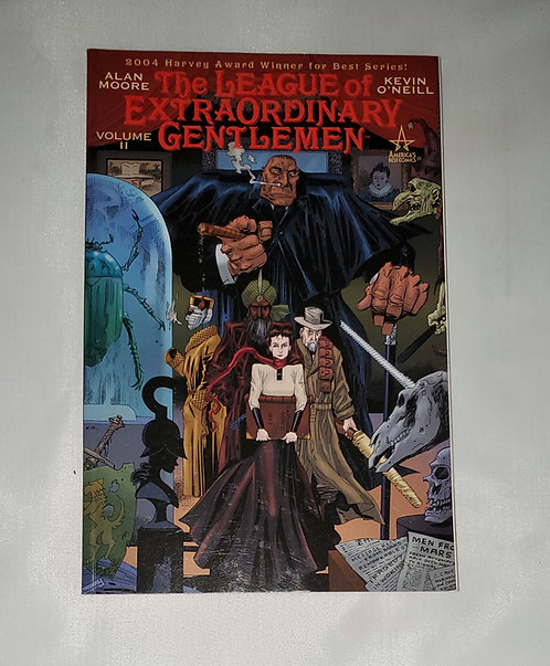 The League of Extraordinary Gentlemen Vol. II by Alan Moore and Kevin O'Neill