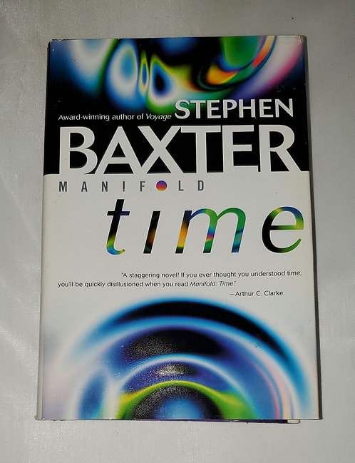 Manifold Time by Stephen Baxter