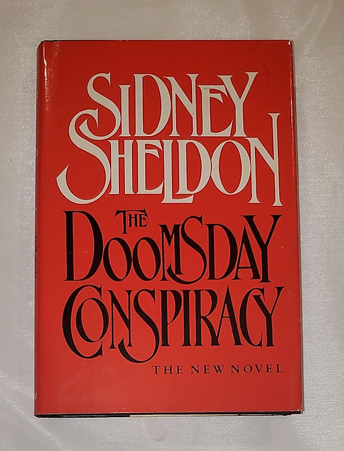 The Doomsday Conspiracy: The New Novel by Sidney Sheldon