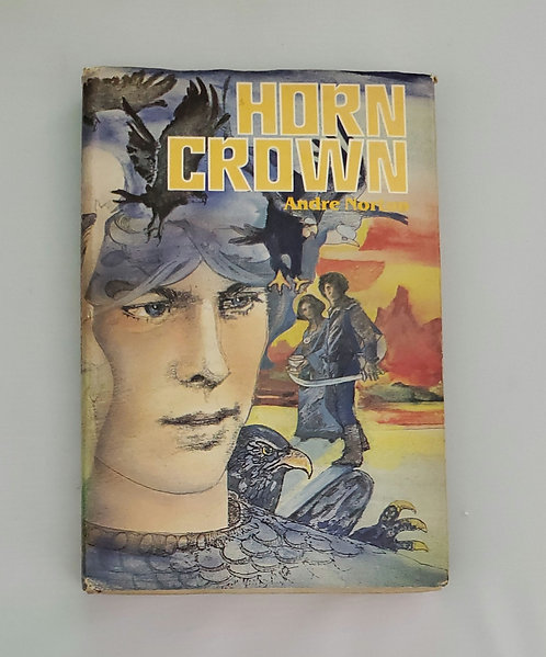 Horn Crown by Andre Norton