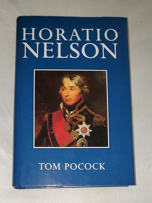 Horatio Nelson by Tom Pocock
