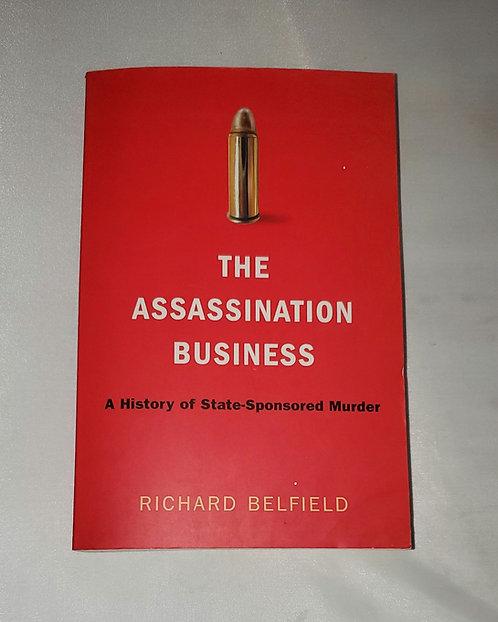 The Assassination Business by Richard Belfield
