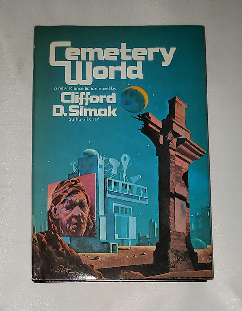 Cemetery World by Clifford D. Simak