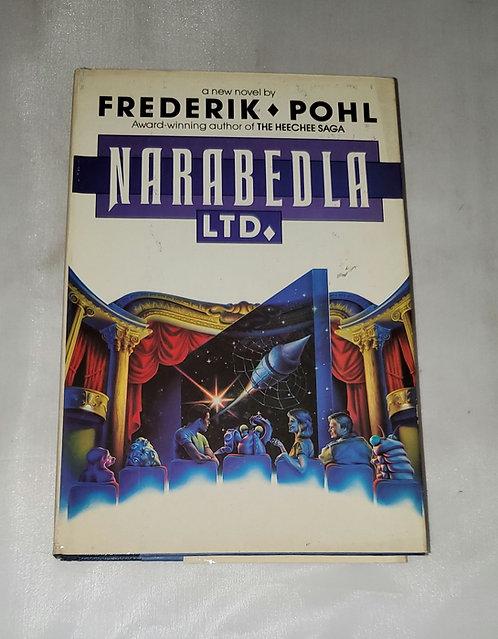 Narabedla LTD. by Frederik Pohl