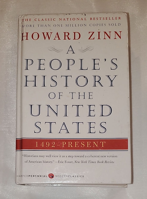A People's History of the United States: 1942 - Present by Howard Zinn