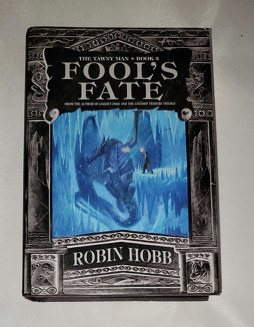 Fool's Fate: The Tawny Man Book 3 by Robin Hobb