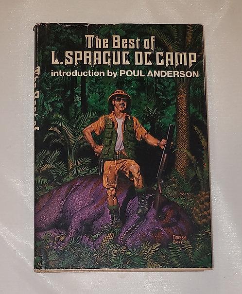The Best of L. Sprague de Camp by Poul Anderson