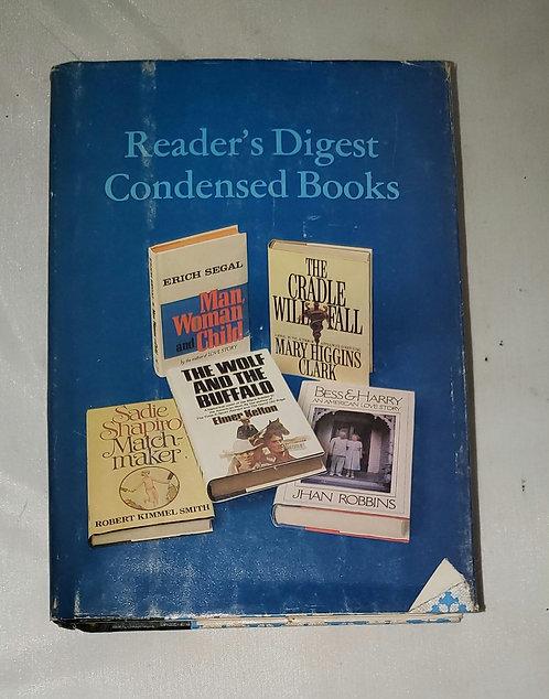 Reader's Digest Condensed Books: Volume 4 1980