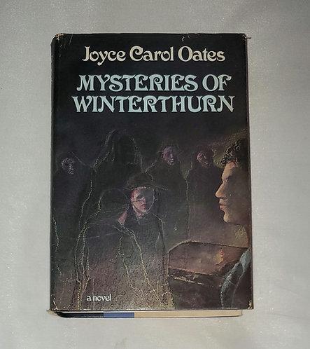 Mysteries of Winterthurn by Joyce Carol Oates