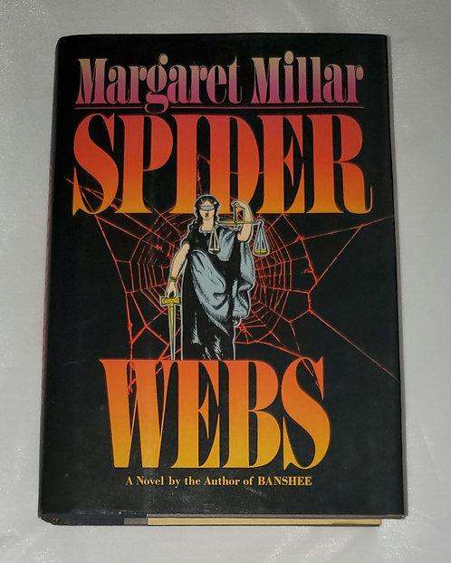 Spider Webs by Margaret Millar