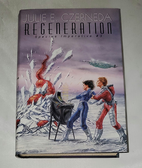 Regeneration: Species Imperative #3 by Julie E. Czerneda