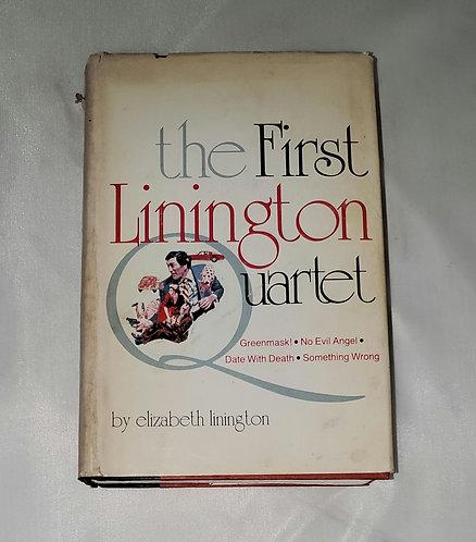 The First Linington Quartet by Elizabeth Linington