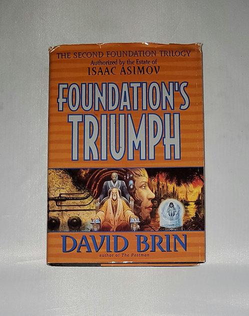 Foundation's Triumph by David Brin