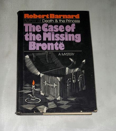 The Case of the Missing Brontë by Robert Bernard