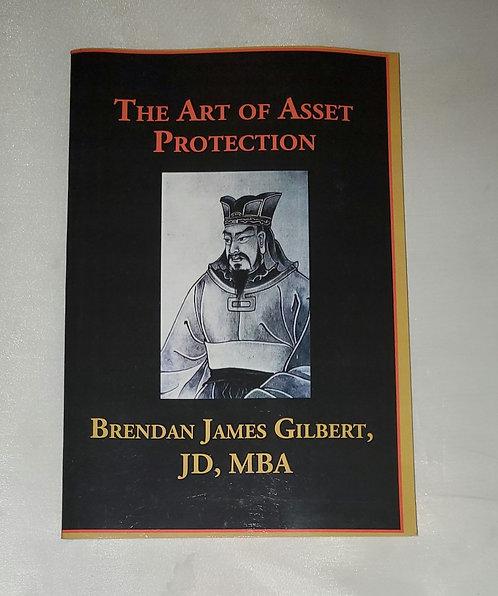 The Art of Asset Protection by Brendan James Gilbert
