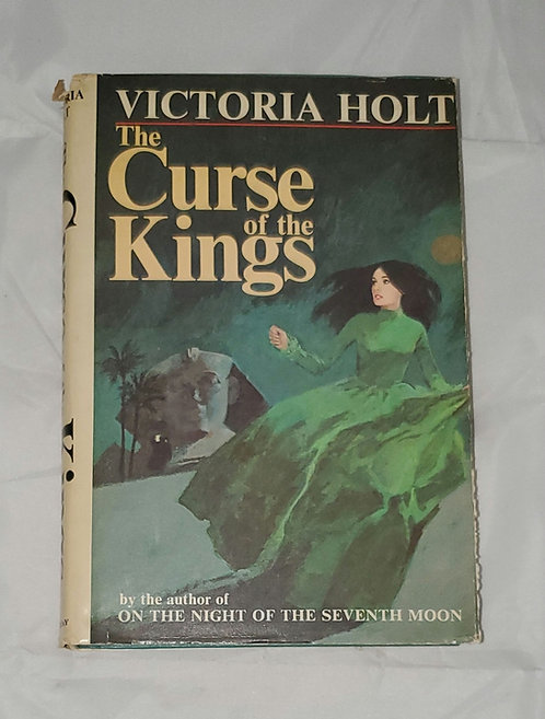 The Curse of the Kings by Victoria Holt BCE LOC1.5
