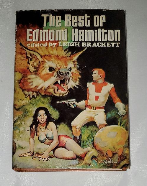 The Best of Edmond Hamilton edited by Leigh Brackett