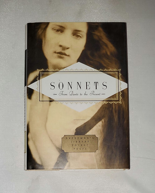 Sonnets From Dante to the Present: Everyman's Library Pocket Poets