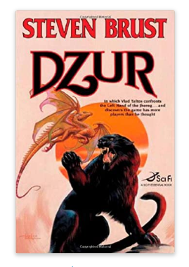 DZUR - By Steven Brust - MISSING BOOK COVER