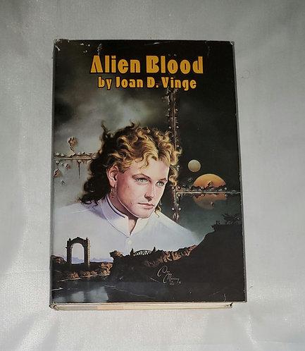 Alien Blood by Joan D. Vinge