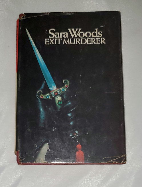 Exit Murderer by Sara Woods
