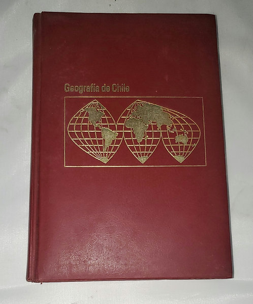 Geografia De Chile: Nuevo texto para la Educacion Media Decima edicion corregida