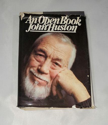 An Open Book by John Huston