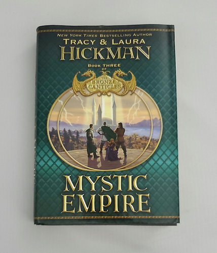 Mystic Empire by Tracy & Laura Hickman