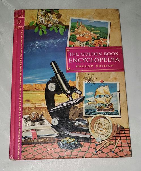 The Golden Book Encyclopedia: Deluxe Edition, Volume 10