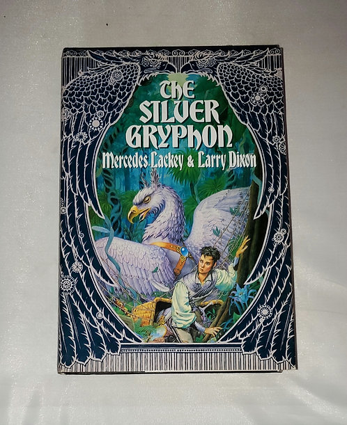 The Silver Gryphon by Mercedes Lackey & Larry Dixon