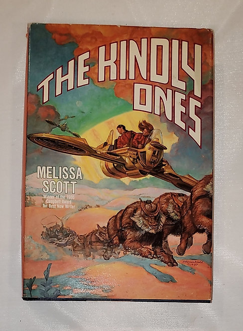 The Kindly Ones by Melissa Scott