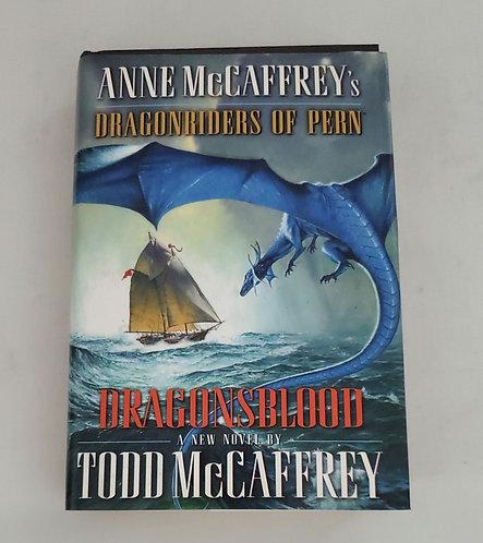 Dragons Blood by Todd McCaffrey