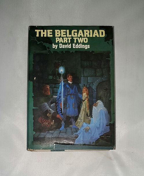 The Belgariad Part Two by David Eddings