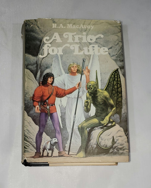 A Trio for Lute by R.A. MacAvoy