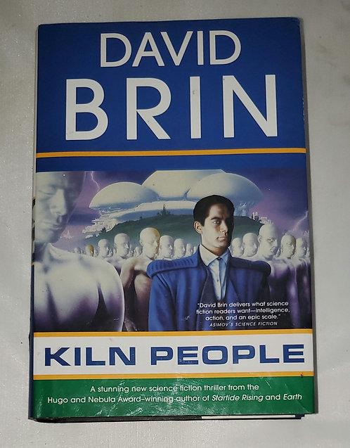 Kiln People by David Brin