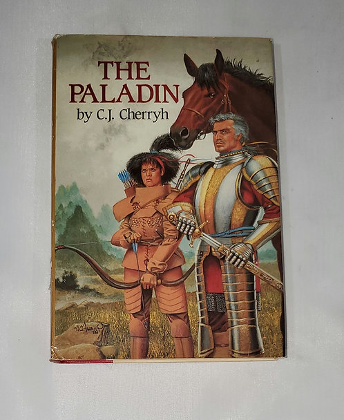 The Paladin by C.J. Cherryh
