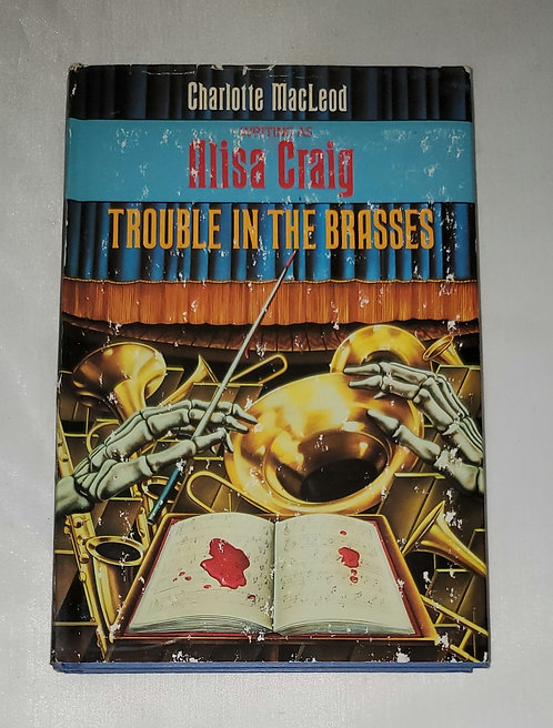 Alisa Craig Trouble In the Brasses by Charlotte MacLeod