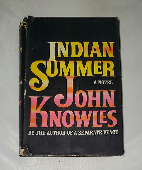 Indian Summer by John Knowles