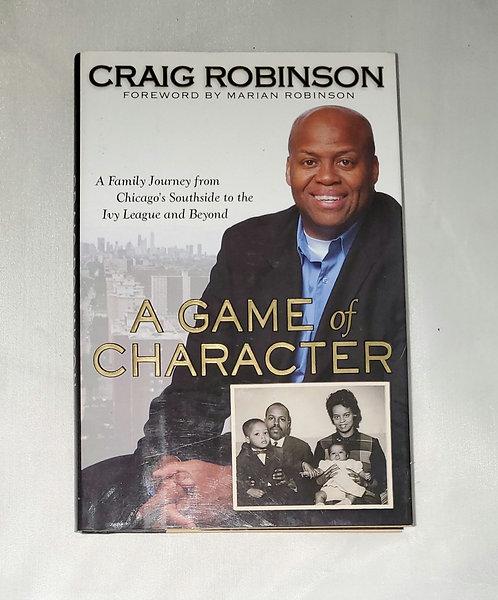 A Game of Character by Craig Robinson