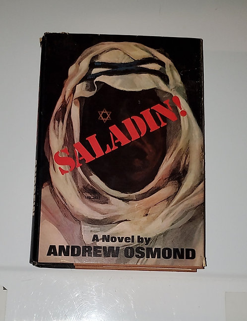 Saladin! - by Andrew Osmond